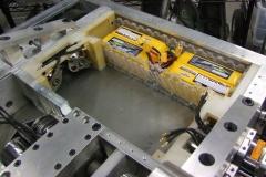 Mark two bauteile in fahrbarem roboter