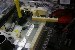 mark two einbauteile in roboter