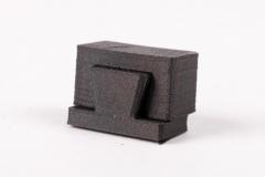 Onyx-3d-gedruckte-Schwalbenschwanzfuehrung