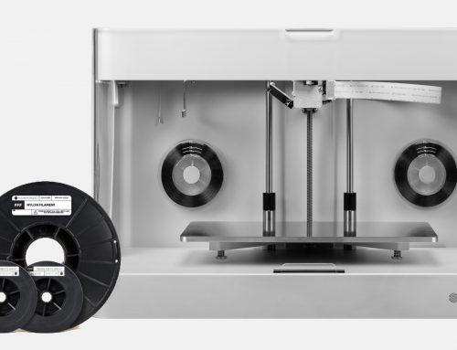 Mark3D präsentiert high-end 3D-Drucker von Markforged in ganz Deutschland