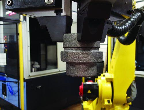 Klemmbacken für Industrieroboter aus dem 3D-Drucker MarkTwo