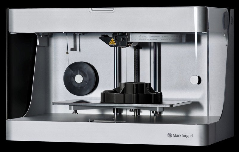 The Mark Two 3D printer from Markforged