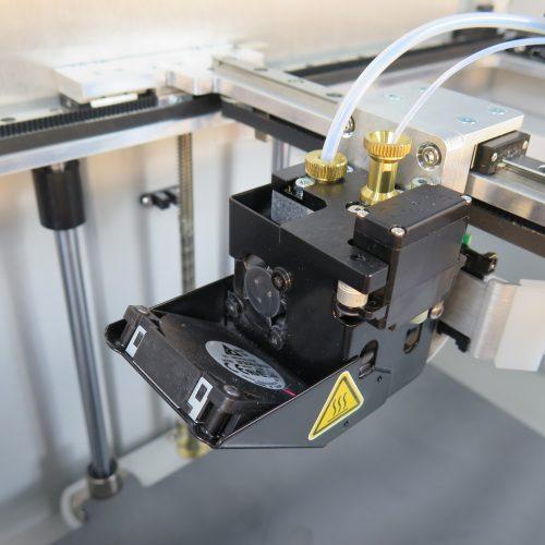 Ersatzteile für Markforged 3D-Drucker