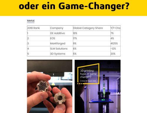 3D-Druck: Nur ein Hype oder ein Game-Changer?