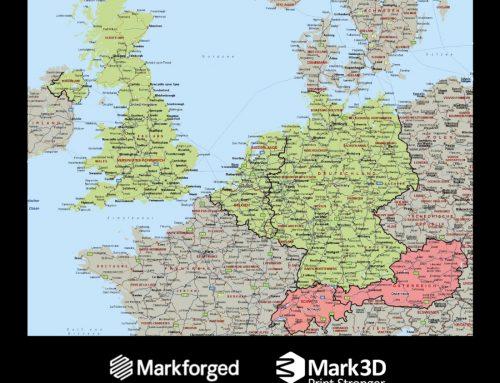 Mark3D expandiert weiter!