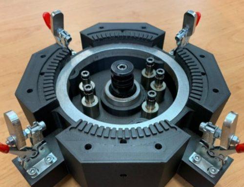 Um die Ecke bohren ist möglich – mit dem 3D-Druck