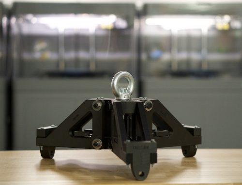 Wärtsilä stellt das weltweit erste 3D-gedruckte CE-zertifizierte Hebewerkzeug her