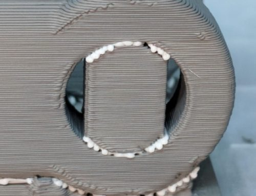 Wie entfernt man das Stützmaterial bei Markforged 3D-Druckern?