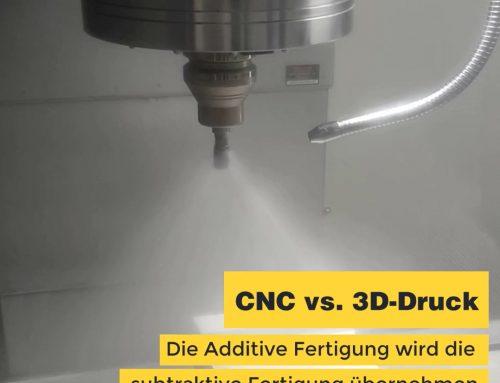 """""""Die Additive Fertigung wird die Subtraktive Fertigung übernehmen!"""""""