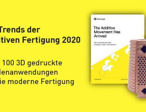 Die Trends der Additiven Fertigung 2020