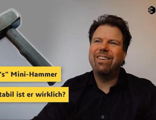 """""""Thors"""" Mini-Hammer – Wie stabil ist er wirklich?"""