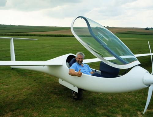 3D-Druck trifft auf elektrische Luftfahrt – VOCUS