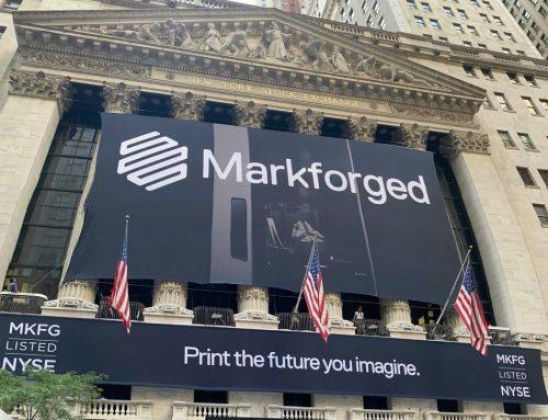 Markforged an der Börse