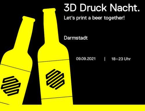 3D-Druck Nacht in Darmstadt
