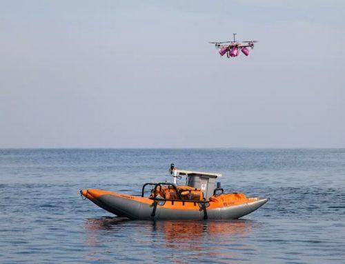 Bereit zur Landung – Markforged 3D gedruckte Bauteile für Quadrocopter