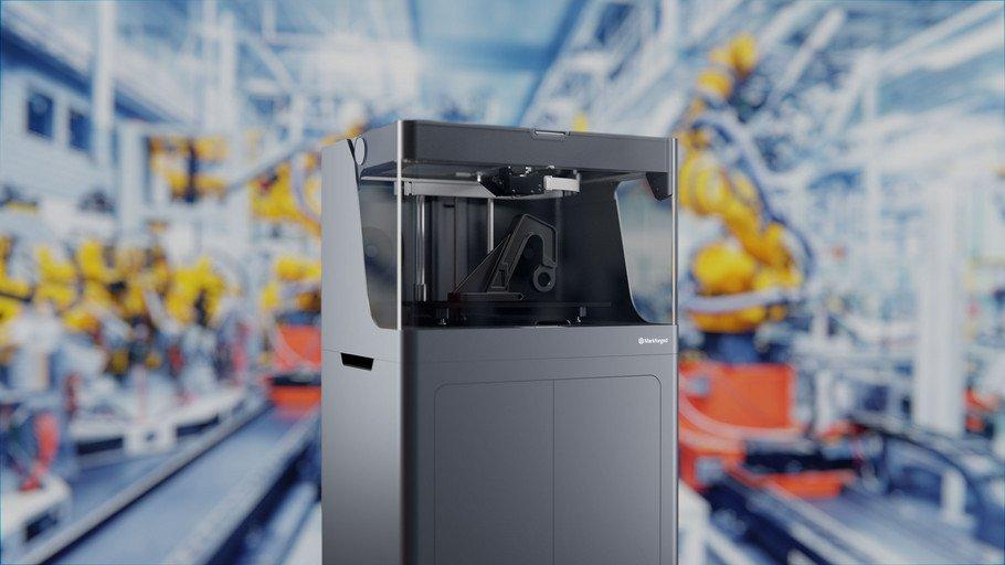 High accuracy industrial series Markforged printer