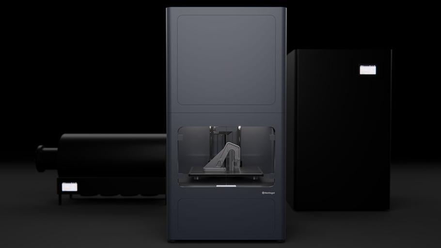 Metal X Markforged 3D printer