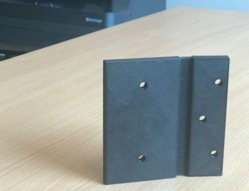 Have you ever thought about printing a living hinge?