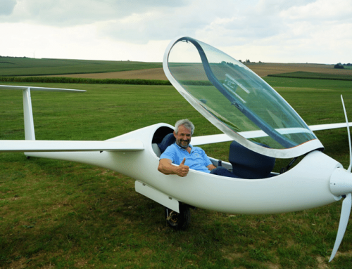 3D printing meets electric aviation – VOCUS