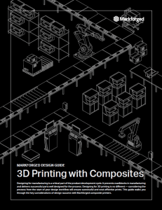 Markforged Composites Design Guide