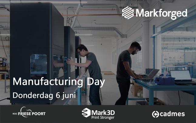 Manufacturing Day 6 juni