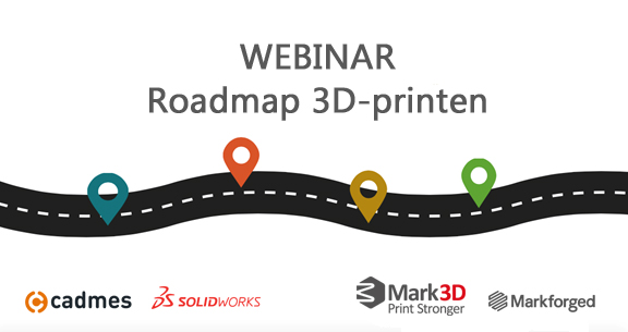 Webinar Roadmap 3D printen