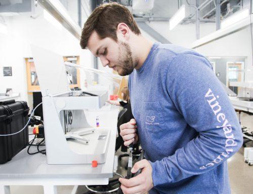 Hoe twee universiteiten de technologie voor de productie van additieven vooruithelpen