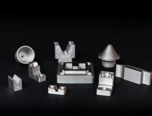 Metaal 3D-printing met Markforged