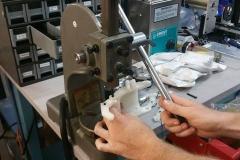 mark two nylon protese