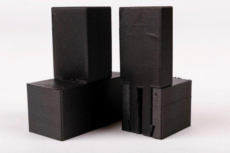 3D Druck Funktionsteile mit dem Onyx Druckmaterial